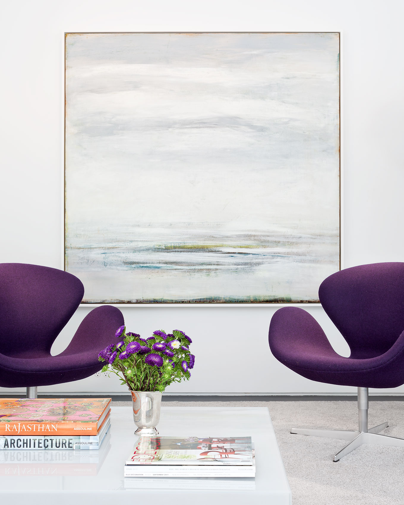 Knoll Chairs, Interior Design, Manhattan, New York
