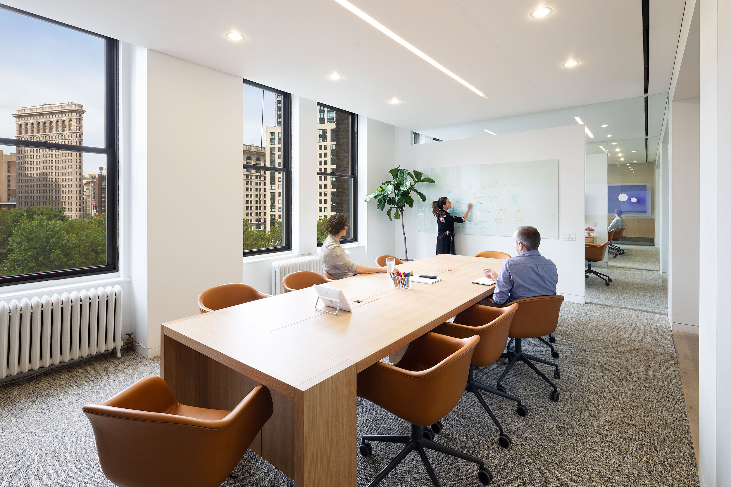 Park View, Conference Room Architecture