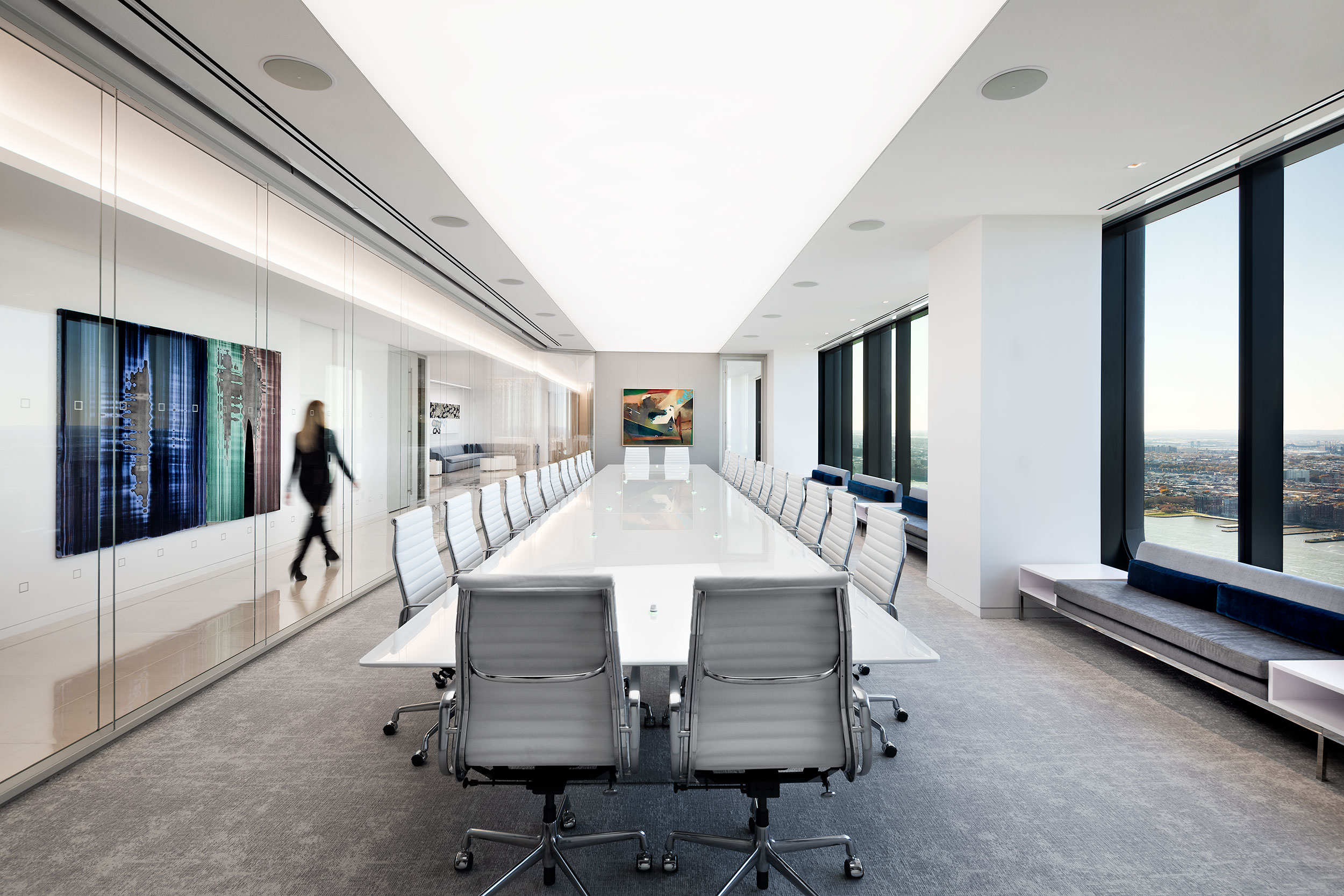 Corporate Conference Room, New York City