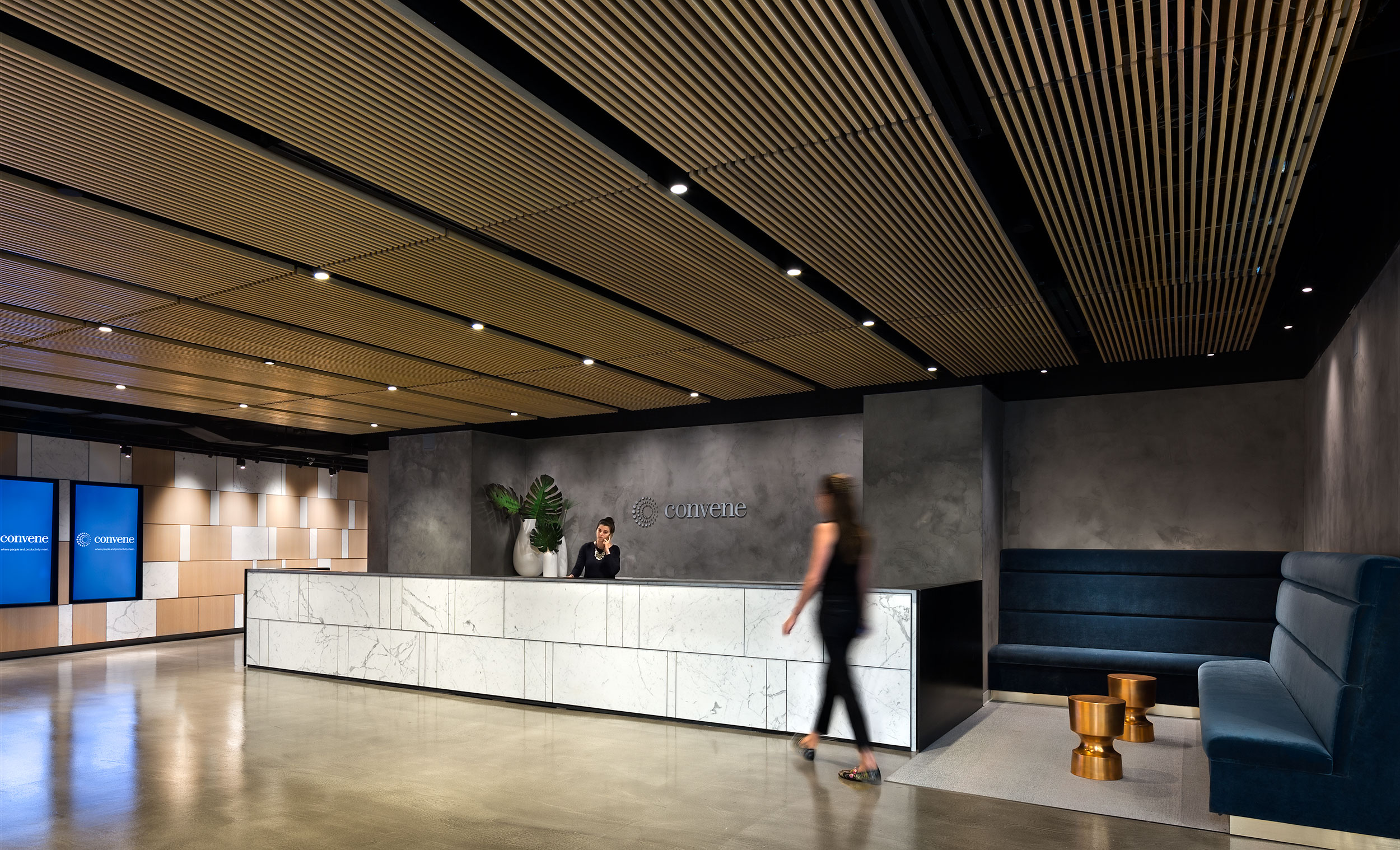 Convene, New York City, Shared Office Space