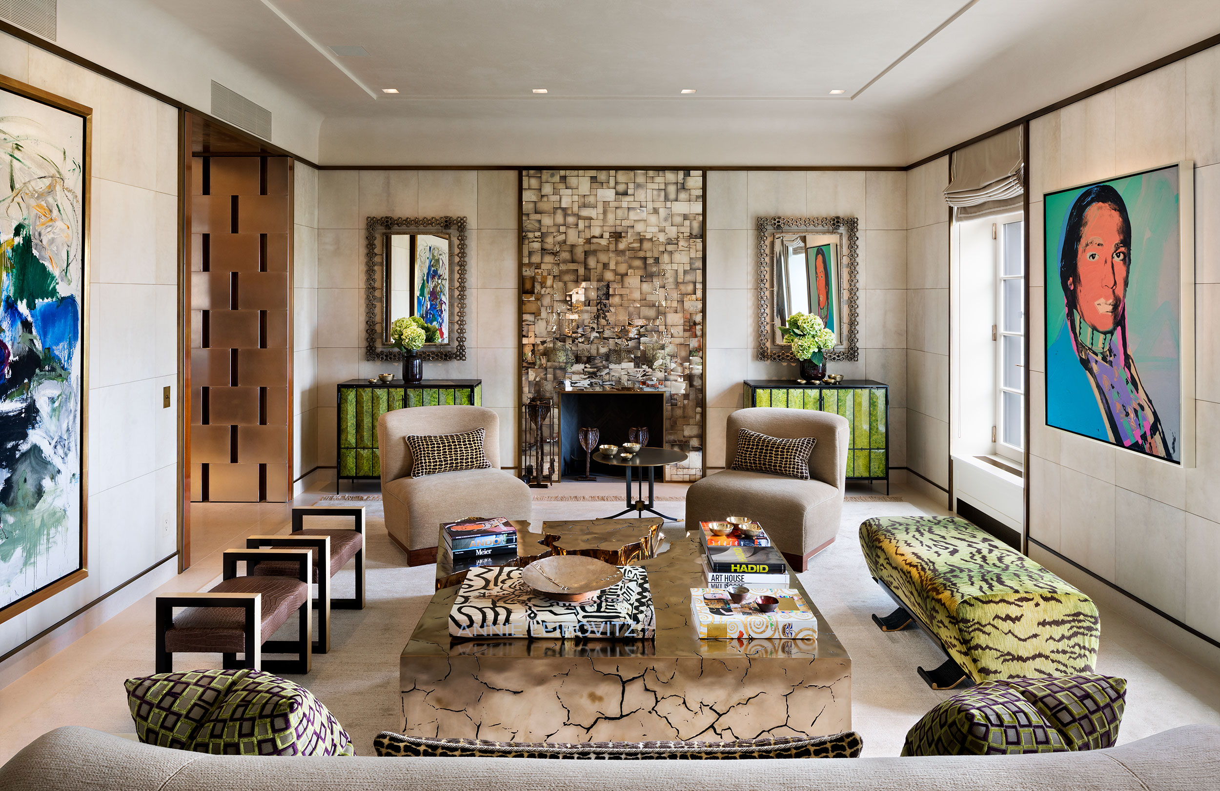 Galerie Magazine, Upper East Side, New York City, Residential Decor
