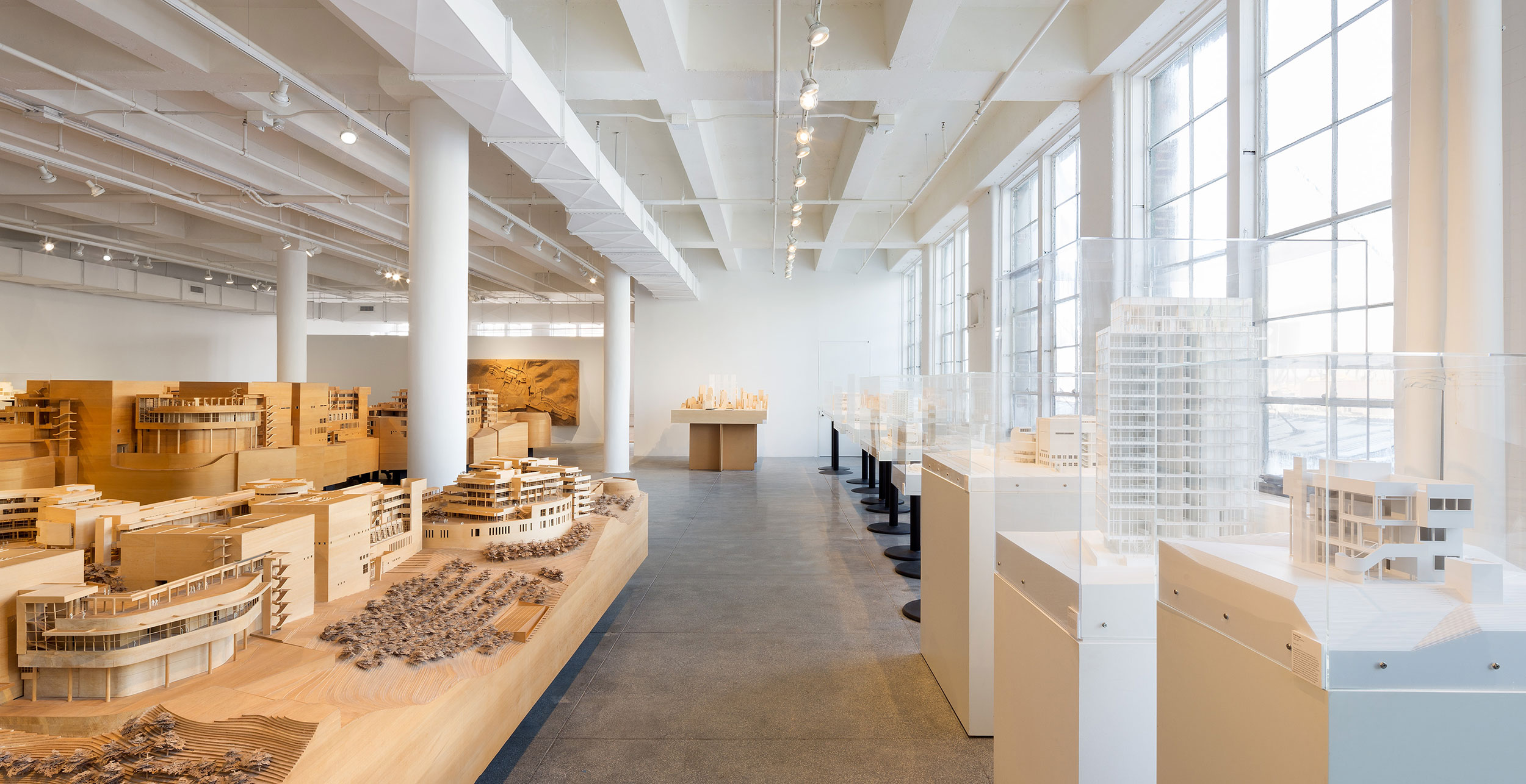 Richard Meier Architect, Model Museum, Modernism